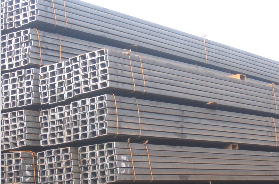 long Steel U Channel of S275JR, GB700 Q235B, Q345B, JIS Mild Steel Products / Product