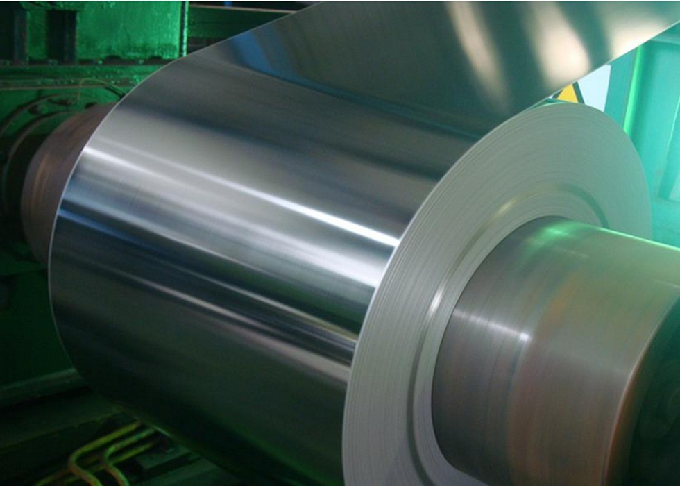 0.50mm Thickness Tin Plated Steel Sheet / Cold Rolled Steel Sheet In Coil